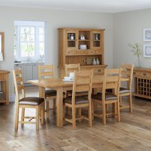 Dining Table Chairs Room Set